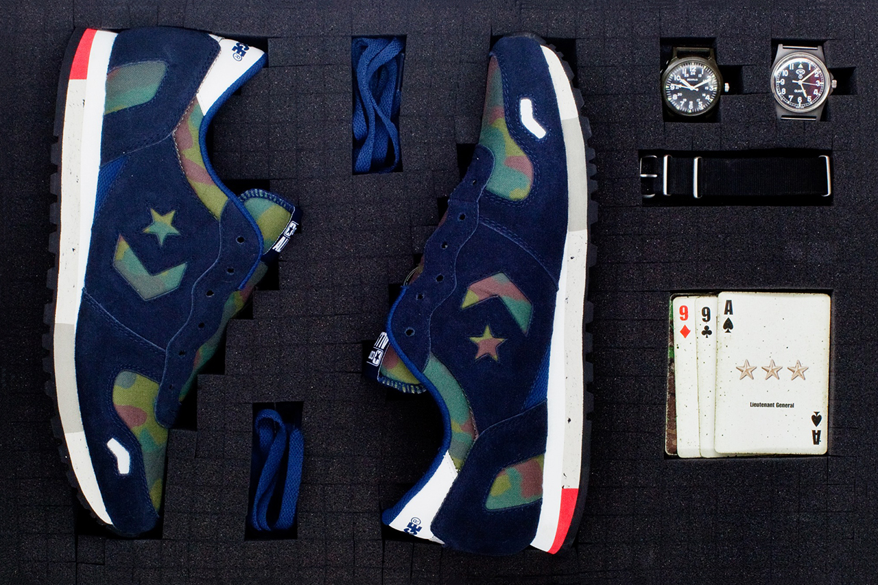 XLARGE x Converse Japan 2013 Winter XR991 Preview