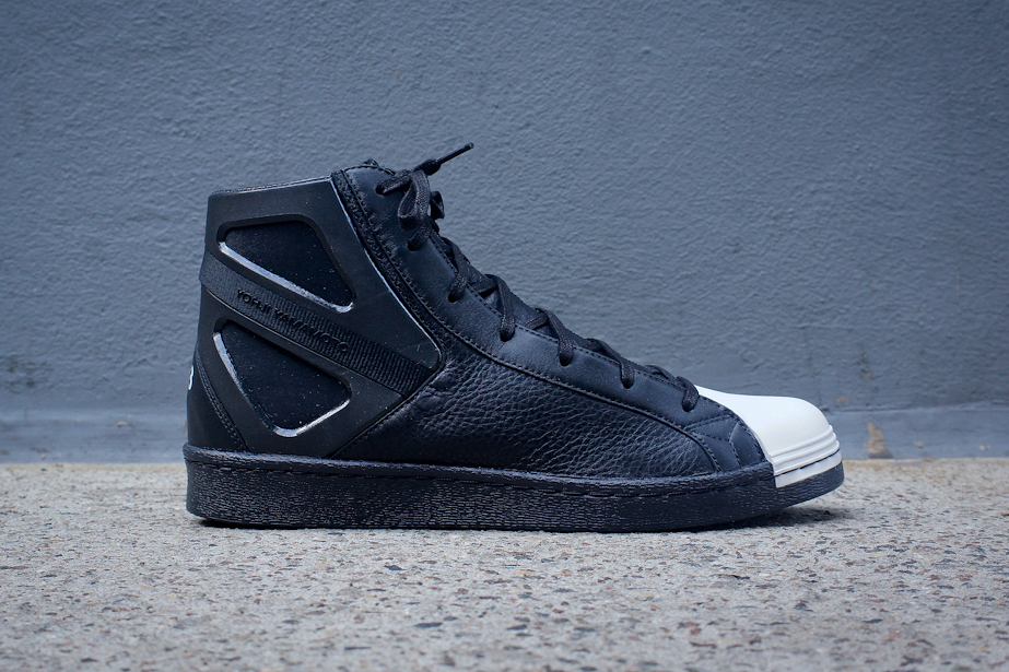 Y-3 2013 Fall/Winter Smooth Model Hi
