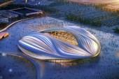 Zaha Hadid Unveils Design for Qatar 2022 World Cup Stadium
