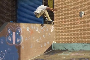5boro Skates Philadelphia with Chris Mulhern