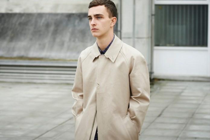 6876 Stapleton Raincoat