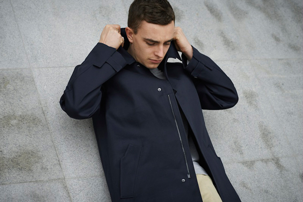 6876 Stapleton Raincoat