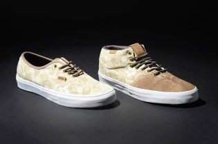 8FIVE2 & Vans Syndicate Introduce New Collaboration