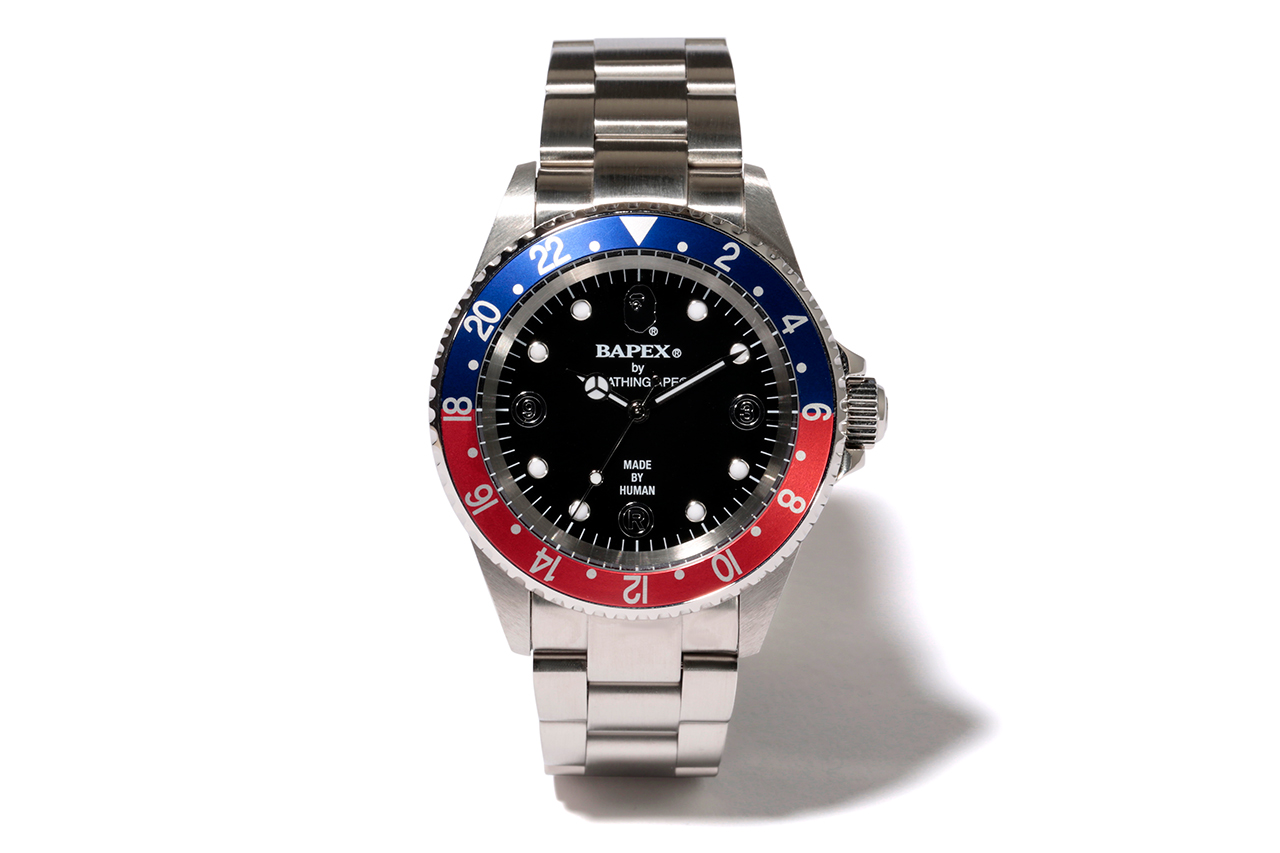 A Bathing Ape 2013 Fall/Winter TYPE 2 BAPEX