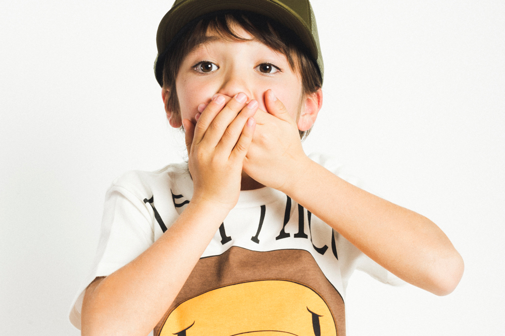 A Bathing Ape 2014 Spring/Summer Kids Capsule Collection