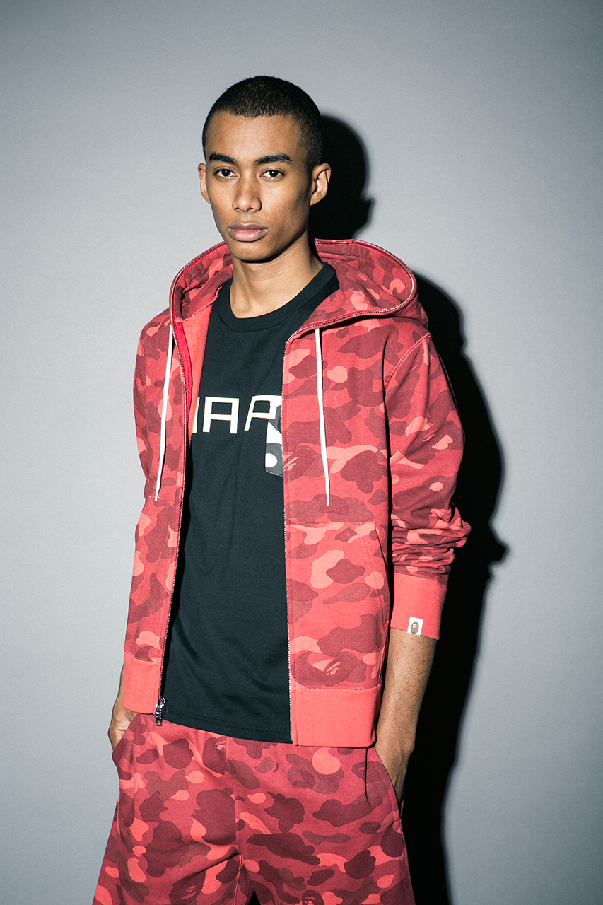 A Bathing Ape 2014 Spring/Summer Lookbook
