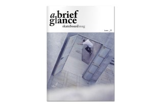 a brief glance Skateboard Magazine Issue 22