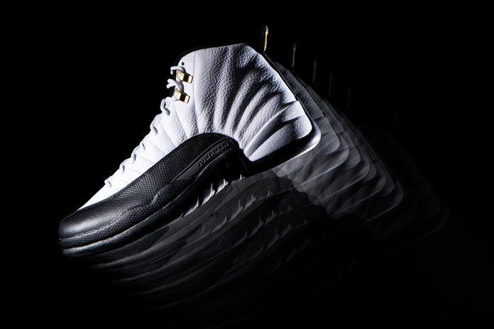 "A Closer Look at the Air Jordan 12 Retro ""Taxi"""