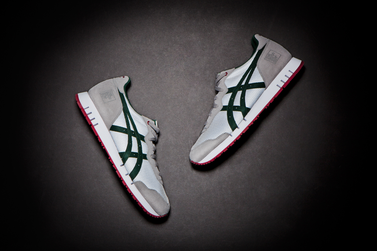 """A Closer Look at The Good Will Out x Onitsuka Tiger X-Caliber """"Silver Knight"""""""