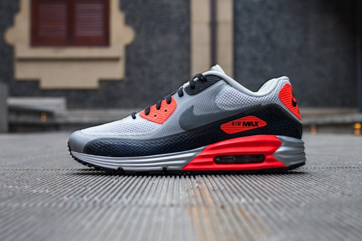 A Closer Look at the Nike Air Max Lunar90 Infrared