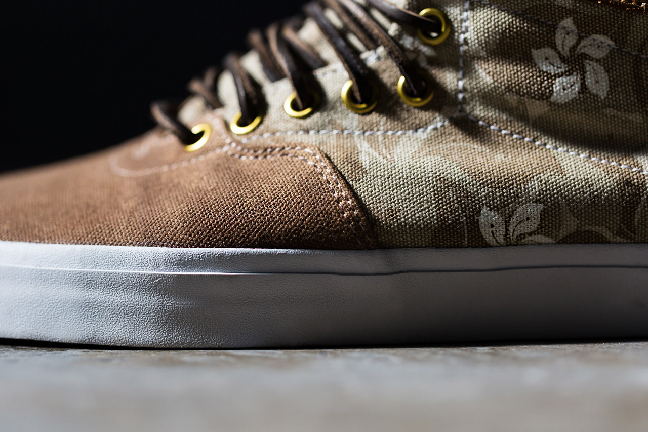A Closer Look At the Vans Syndicate x 8FIVE2 2013 Collection