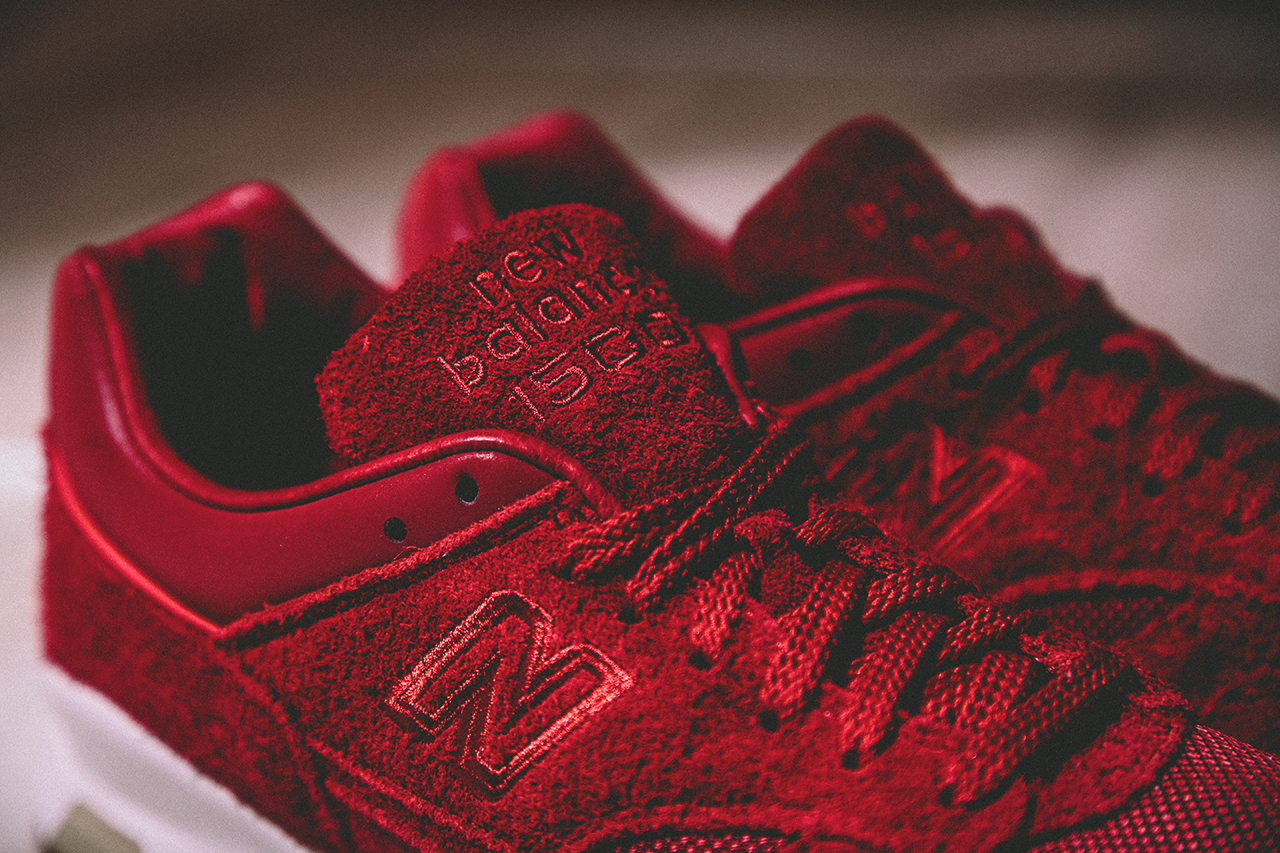 A Closer Look at the Saint Alfred x New Balance M1500