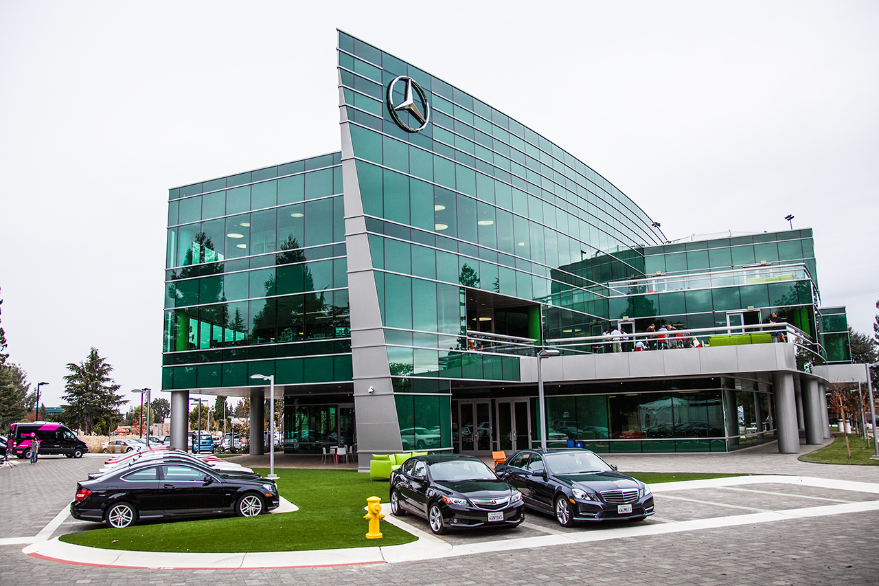 HYPEBEAST Spaces: Mercedes-Benz Research and Development North America