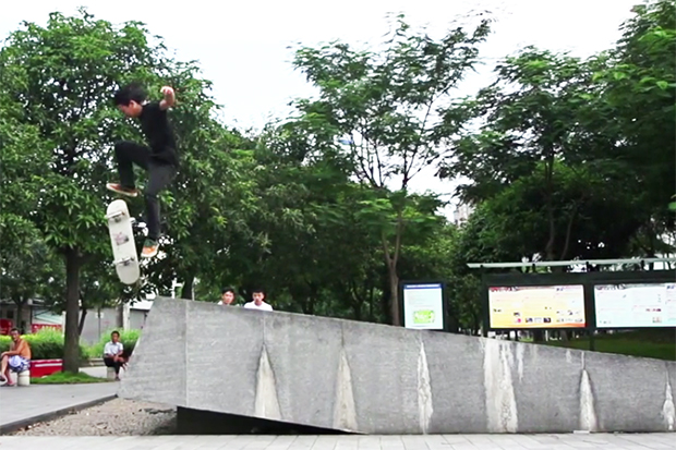 """Skating China Like Never Before - """"A Tale of Four Cities"""" by Charles Lanceplaine"""