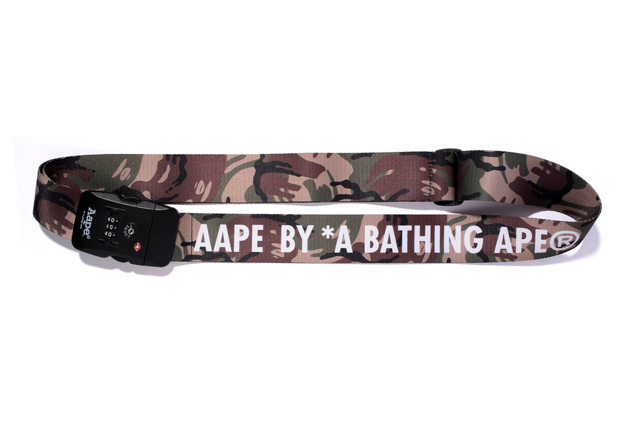 AAPE by A Bathing Ape Luggage Strap