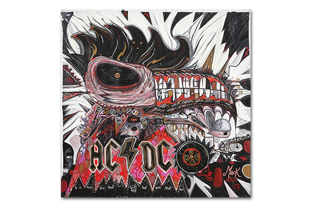 acdc fan and artist abdul vas talks about his favorite brand and karma