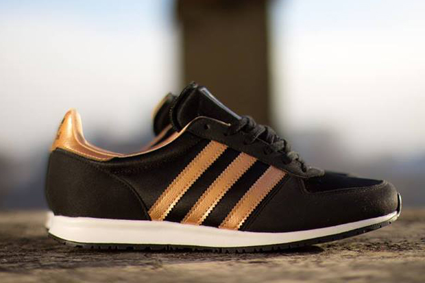 adidas Originals adistar Racer Black/Rose Gold Metallic