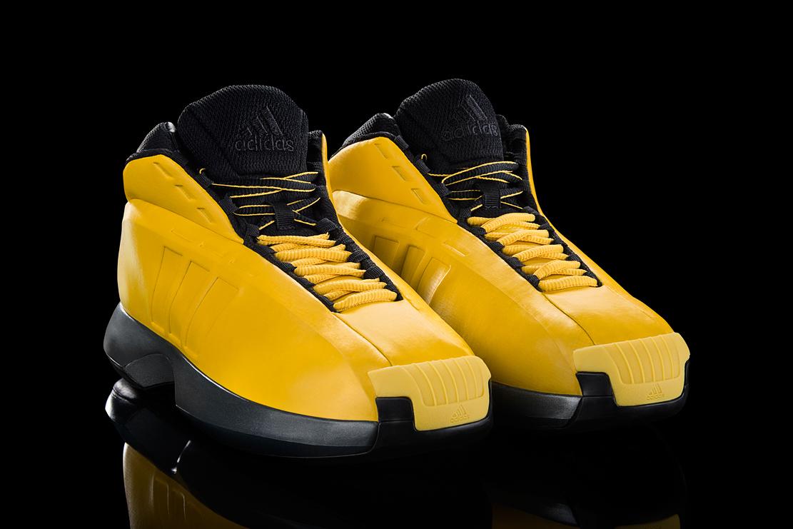 adidas Basketball's Crazy 1 Returns