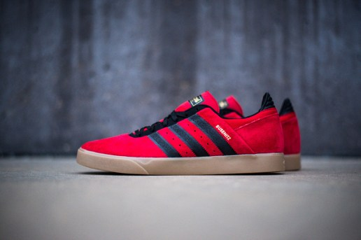 adidas Skateboarding Busenitz ADV Red/Black/Gum