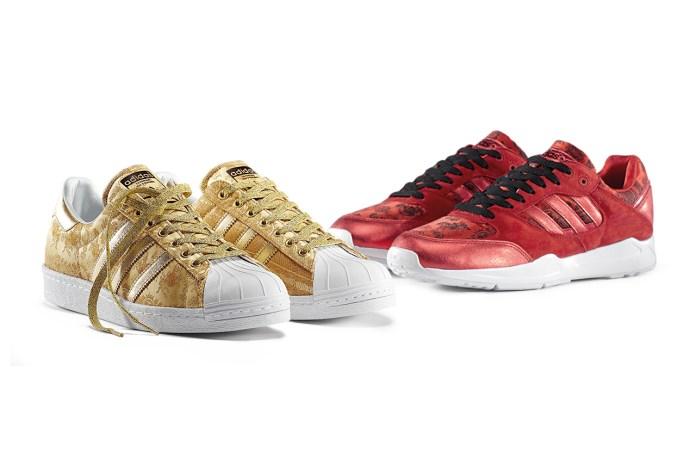 adidas Originals 2014 Chinese New Year Pack