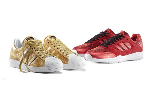 adidas Originals 2014 Chinese New Year Pack