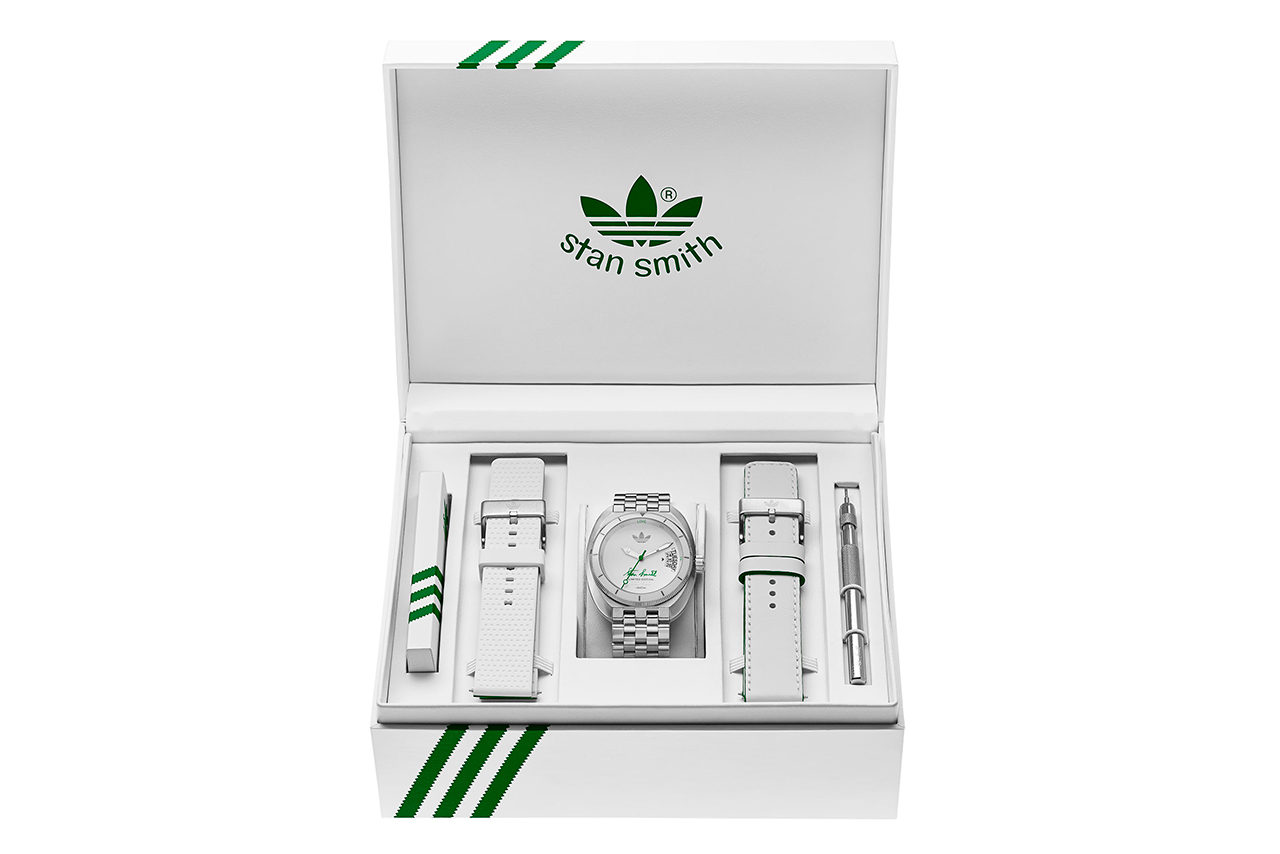 adidas Originals The Stan Smith Limited Edition Watch