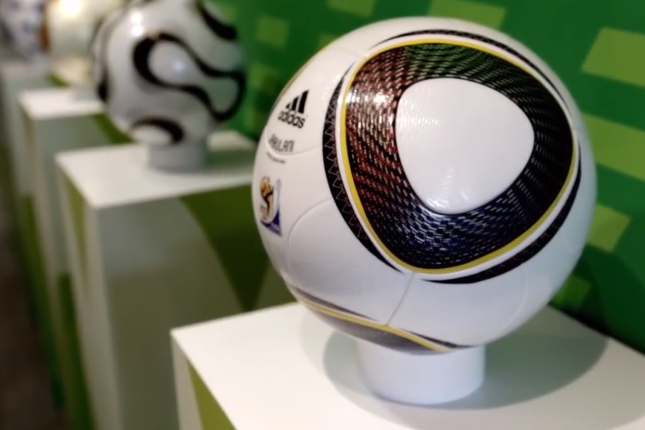 adidas Readies for the 2014 FIFA World Cup in Brazil with the brazuca Official Match Ball