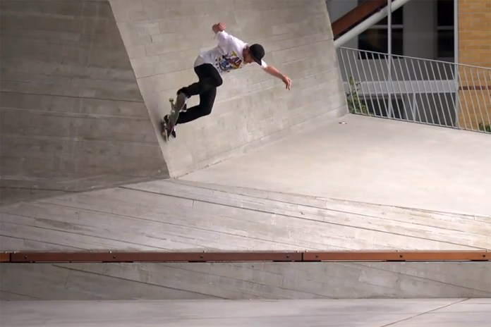 adidas Skateboarding Hits the Pacific Northwest