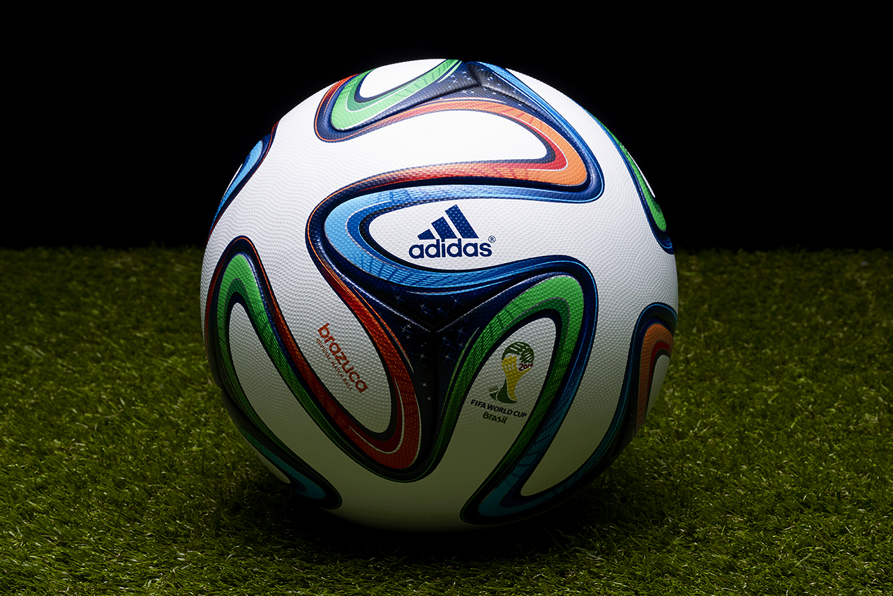adidas unveils the official match ball of the 2014 fifa world cup in brazil