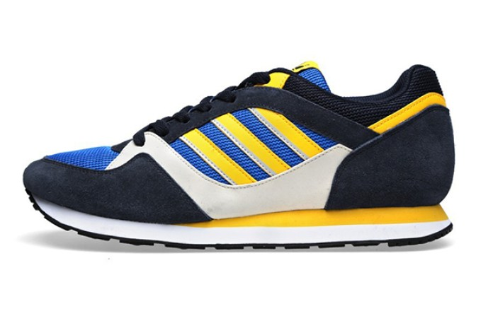 "adidas Originals ZX 100 ""Blue Bird & Sunshine"""