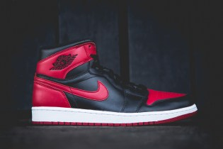 "Air Jordan 1 Retro ""Bred"" Preview"