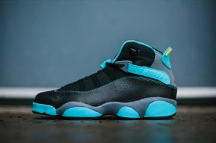 "Air Jordan 6 Rings ""Gamma Blue"""