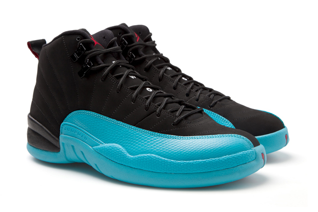 air jordan xii retro gamma blue