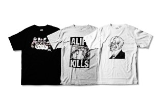 ALIFE 2013 Fall/Winter T-Shirts