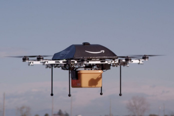 Amazon Testing Prime Air System: Delivery by Drone