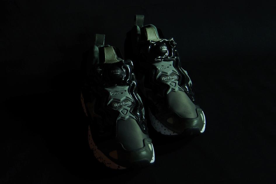 ANDSUNS x mita sneakers x Reebok Insta Pump Fury Preview
