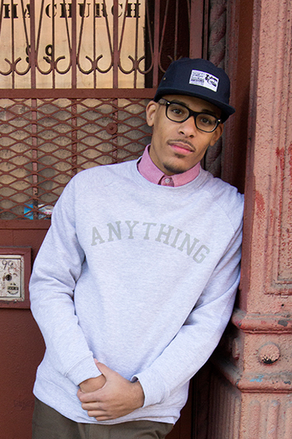 aNYthing 2013 Fall/Winter Lookbook by Ricky Powell