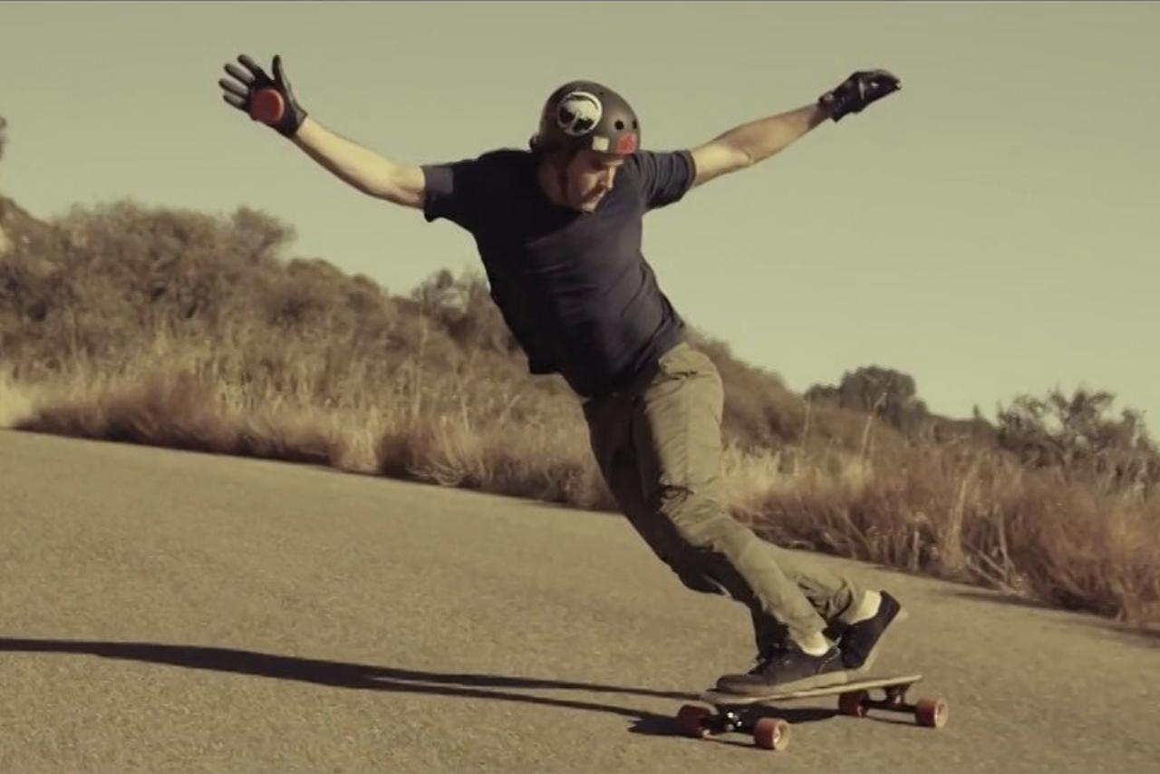 "Arbor Skateboards ""UNBOUND"" with James Kelly"