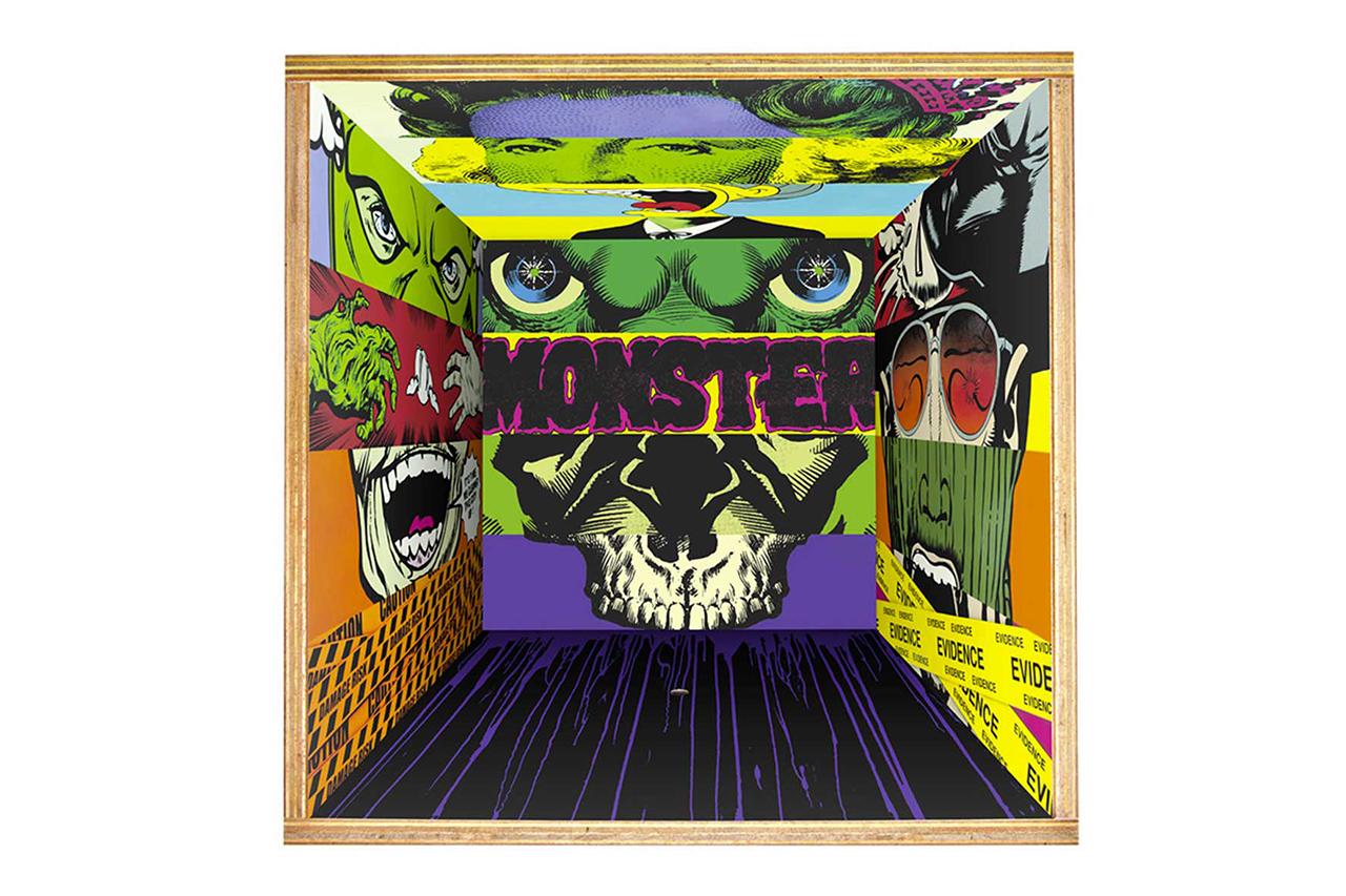 "Art Basel x colette ""Art Drive-Thru"" Capsule Collection"