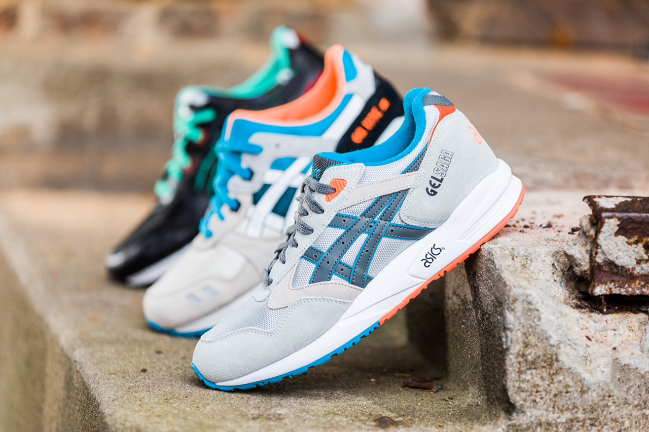 ASICS 2014 Gel Lyte Retro Pack