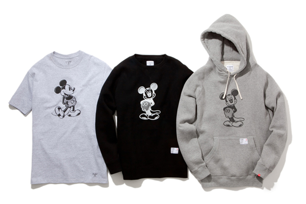 """BEDWIN & THE HEARTBREAKERS """"Disney"""" Capsule Collection"""
