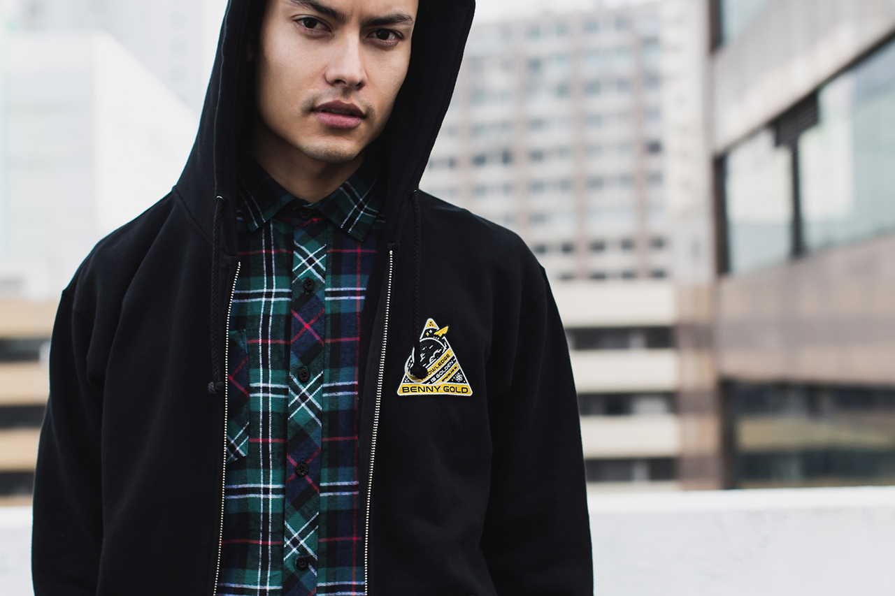 Benny Gold 2013 Fall/Winter Collection