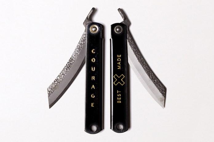 "Best Made Co. Japanese ""Higo"" Knife"