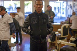 "BKc ""Black Seminole"" Varsity Jacket"