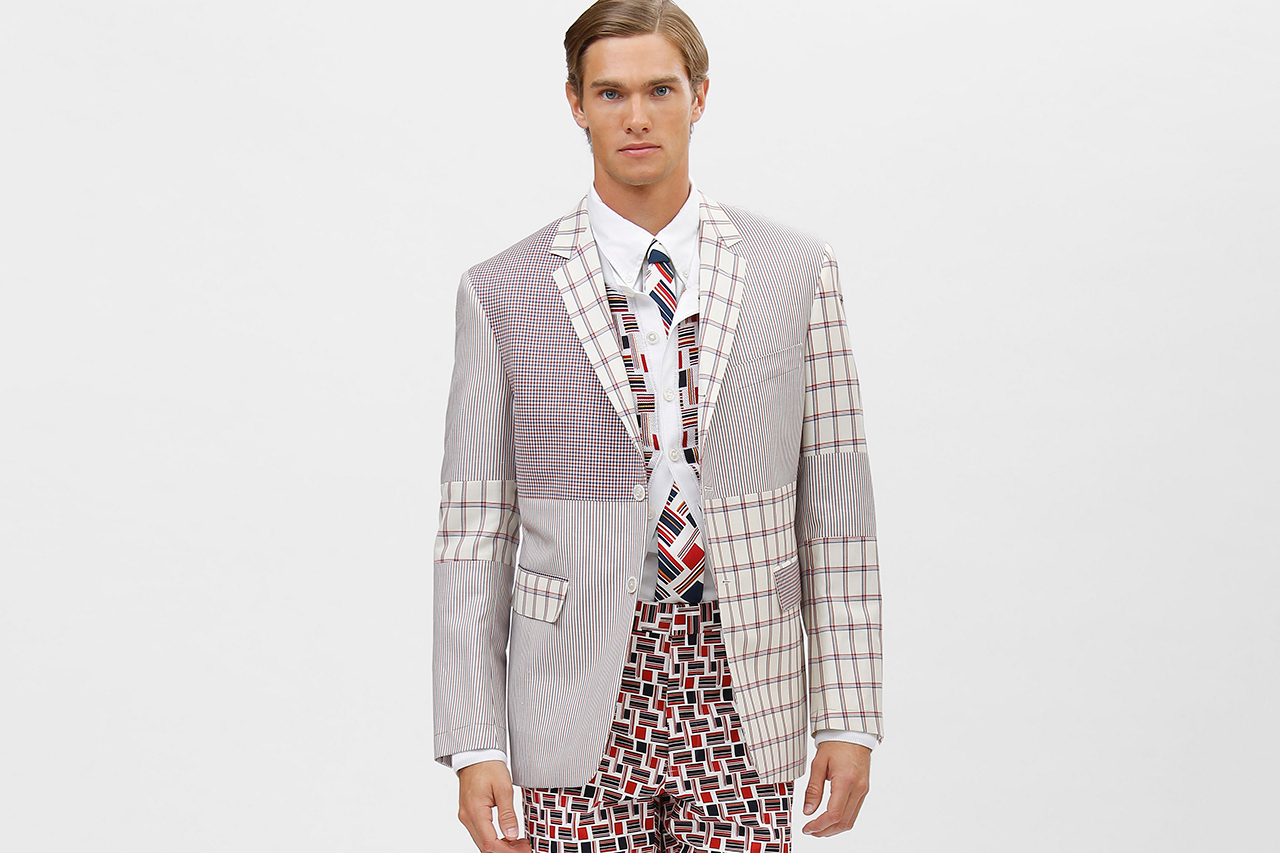 Black Fleece by Brooks Brothers 2014 Spring/Summer Collection