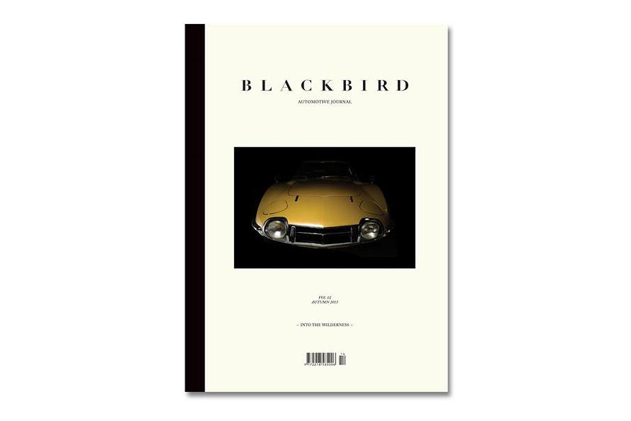"Blackbird Vol. 2 ""Into The Wilderness"""