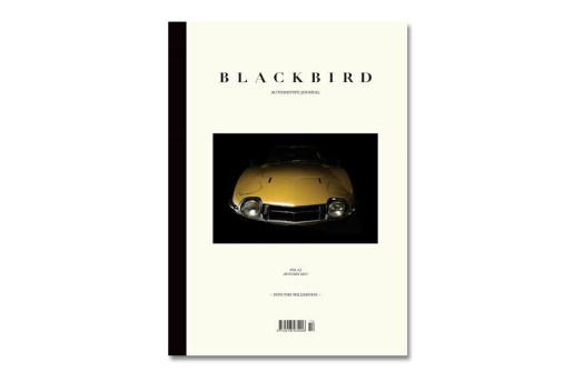 "Blackbird Vol. 2 ""Into The Wilderness"""