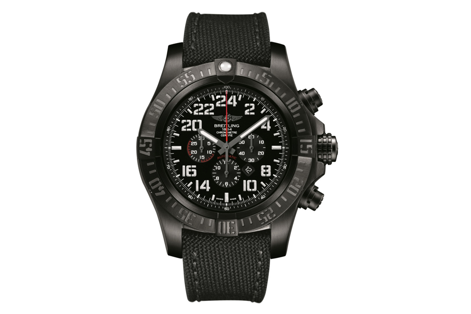 breitling super avenger military limited edition watch