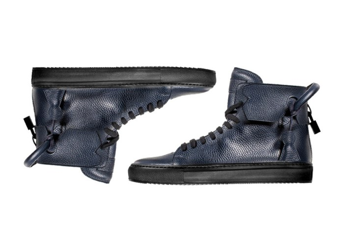 Buscemi Navy Vignette for colette
