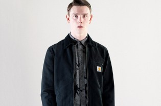Carhartt WIP 2014 Spring/Summer Lookbook